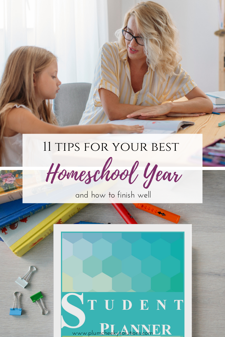 homeschool tips for a great year