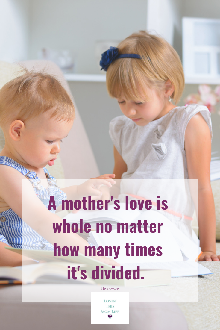 a mother's love is whole no matter