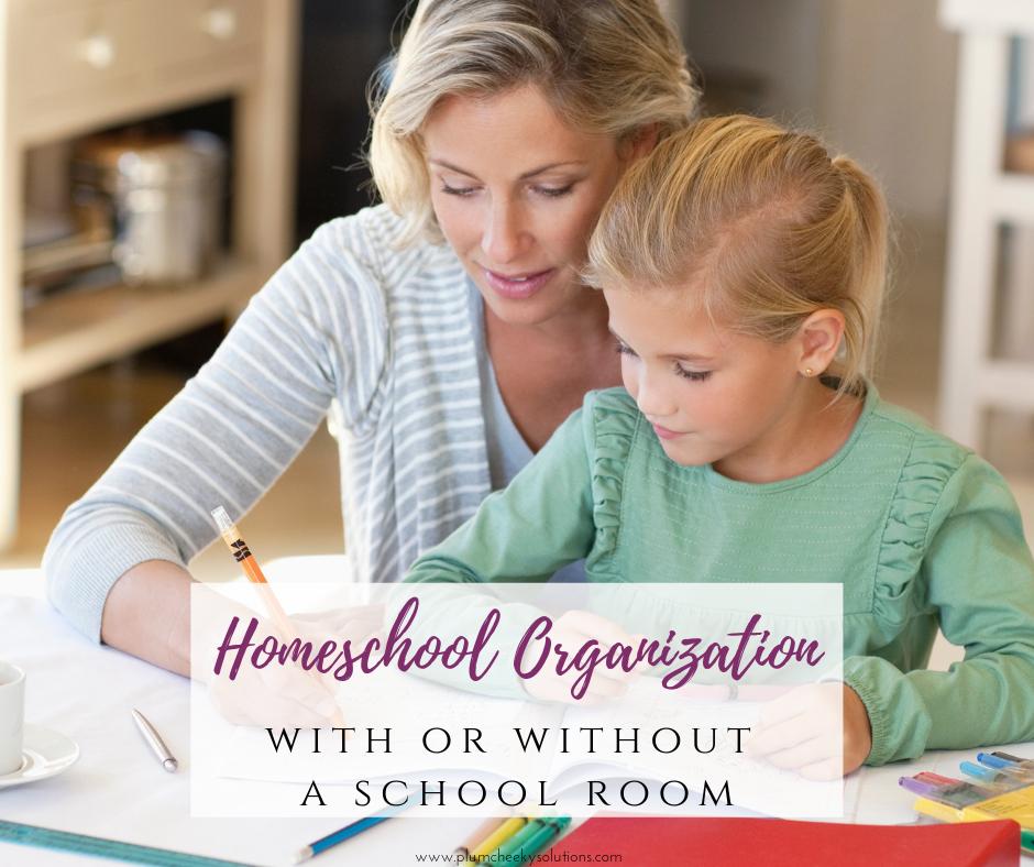 organize your homeschool resources