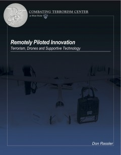 Remotely Piloted Innovation: terrorism, Drones and Supportive Technology