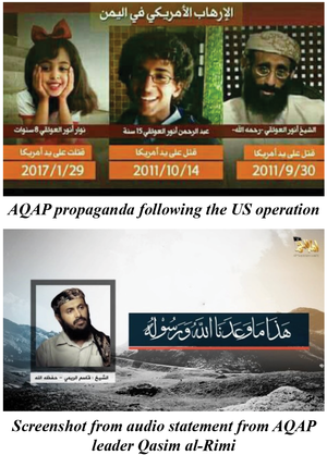 AQAP: Exploiting US Raid in Propaganda