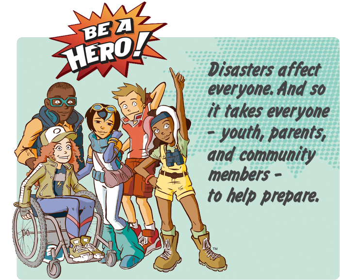 Ready.gov Resources for Kids
