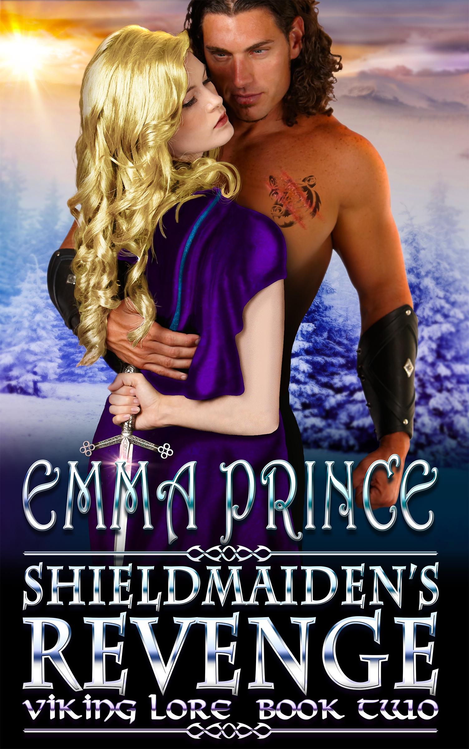 Shieldmaiden's Revenge (Book 2)