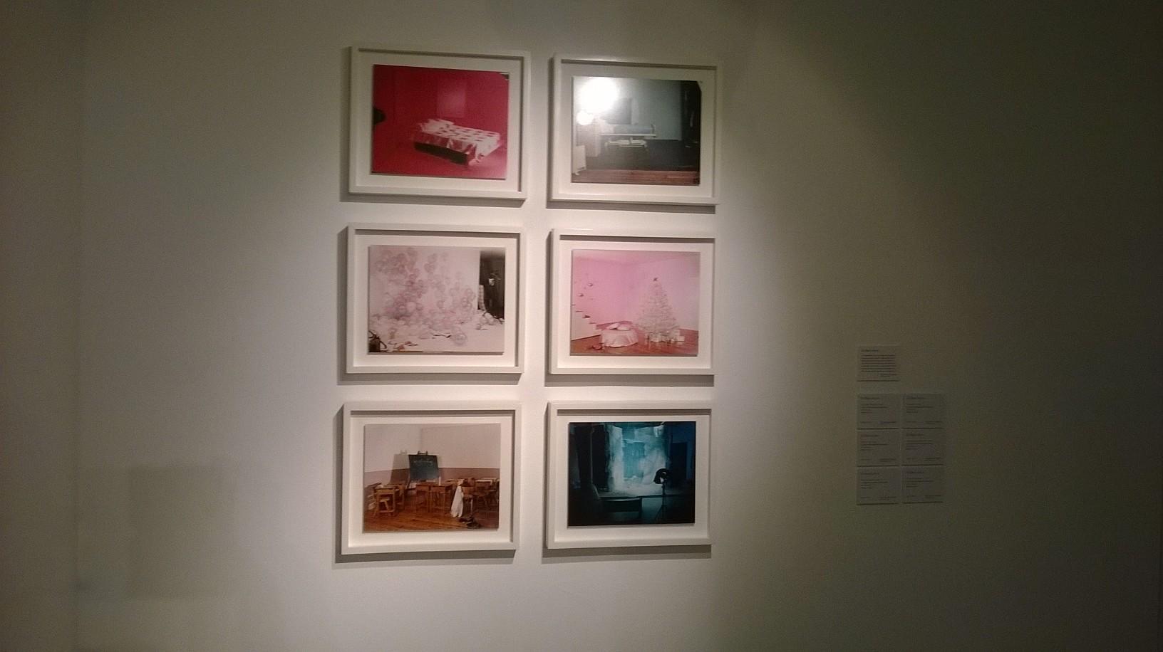 Jo Broughton, 2002-07, Empty Porn Sets, C-type prints mounted on aluminium