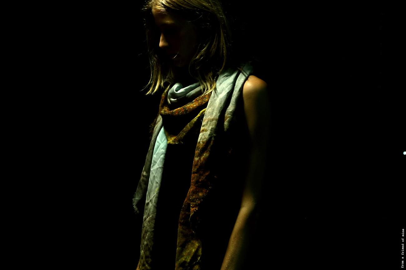 Grand foulard de Luxe & Carré haut de gamme à Paris, à Taipei et à Tokyo from a friend of mine!