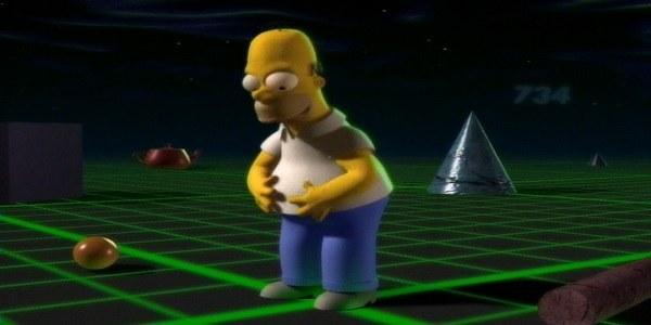 The Simpsons / Via  cinemablend.com