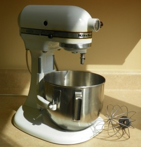 This old mixer