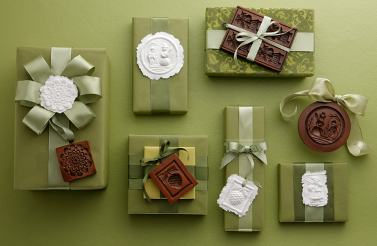 Wrap a gift in style -