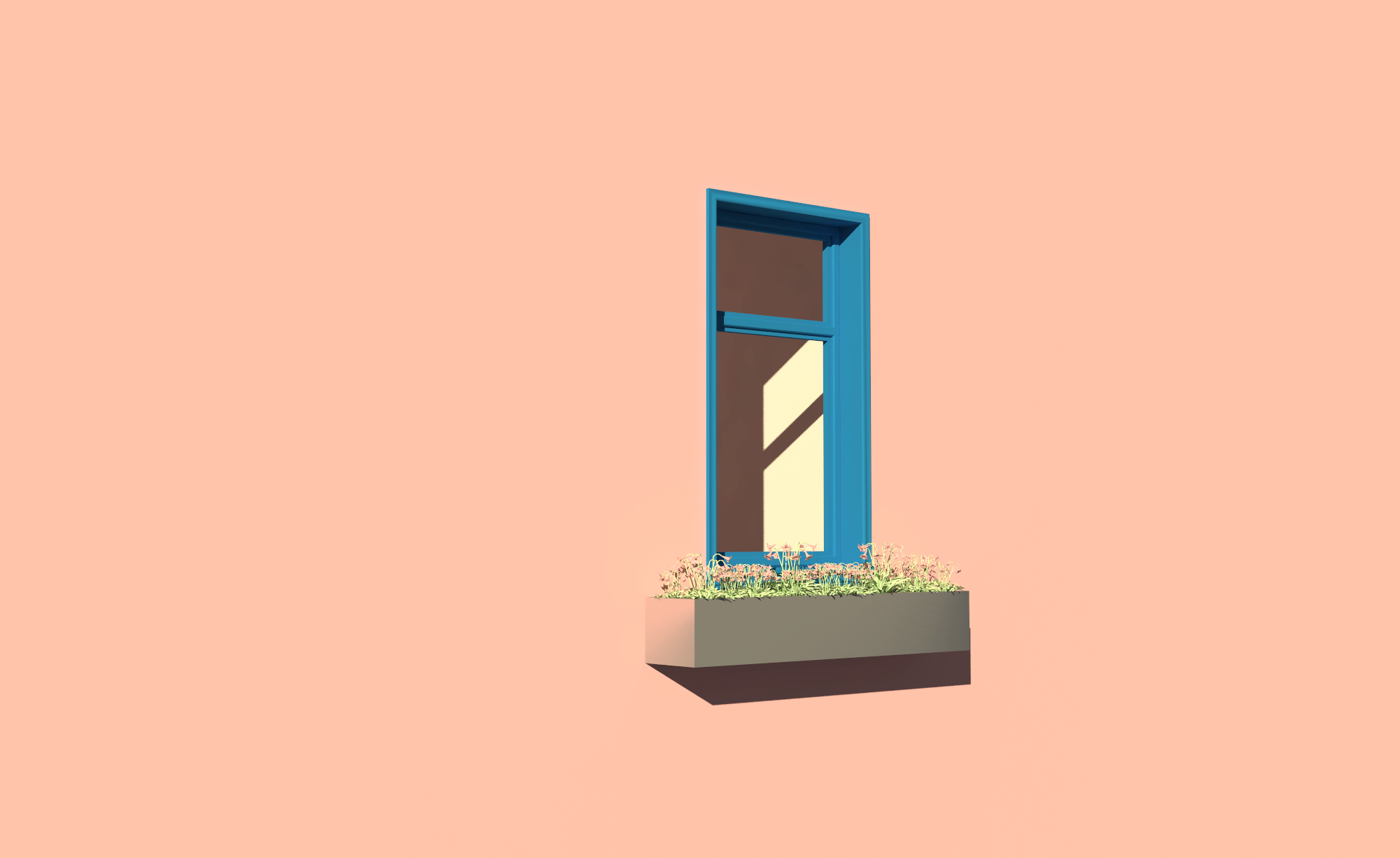 Pink Window with Flowers 2.png