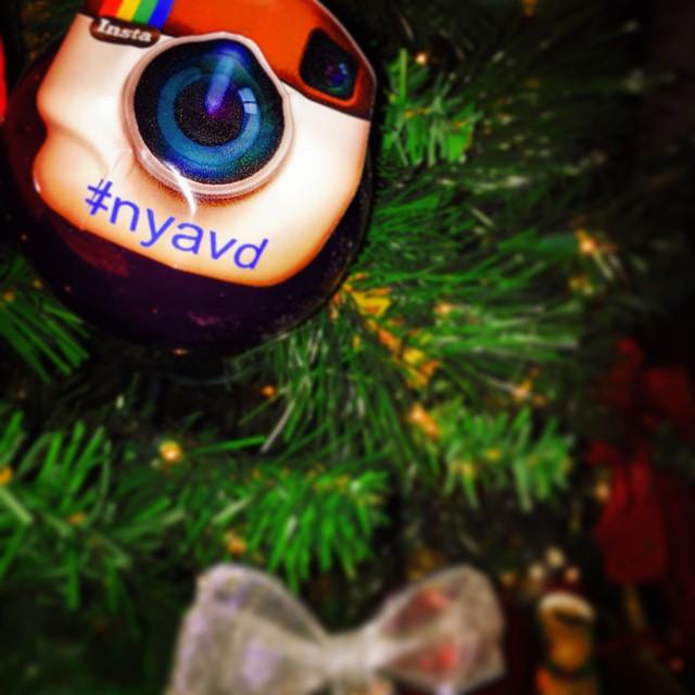 Merry Christmas from #NYAVD. Be safe enjoy your family. #nyavd #nyavdcrew #christmas #blessed