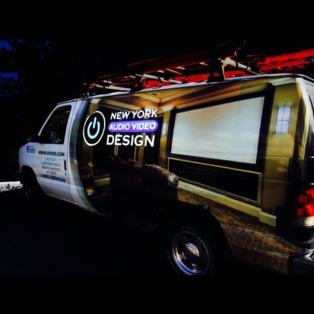 Can't wait for spring. New graphics coming. !!! #nyavd #putnamwindowtint #nyavdcrew #thevan