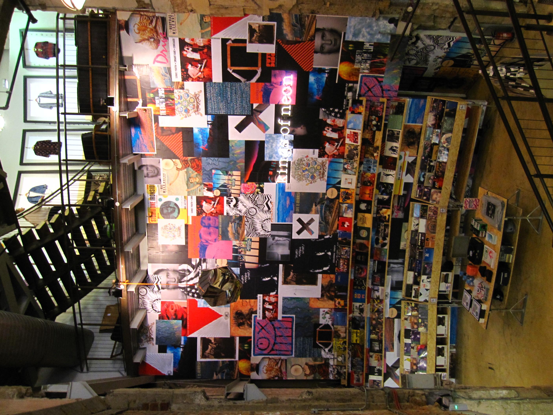 Urban Outfitters Europe: Vinyl Destination Build