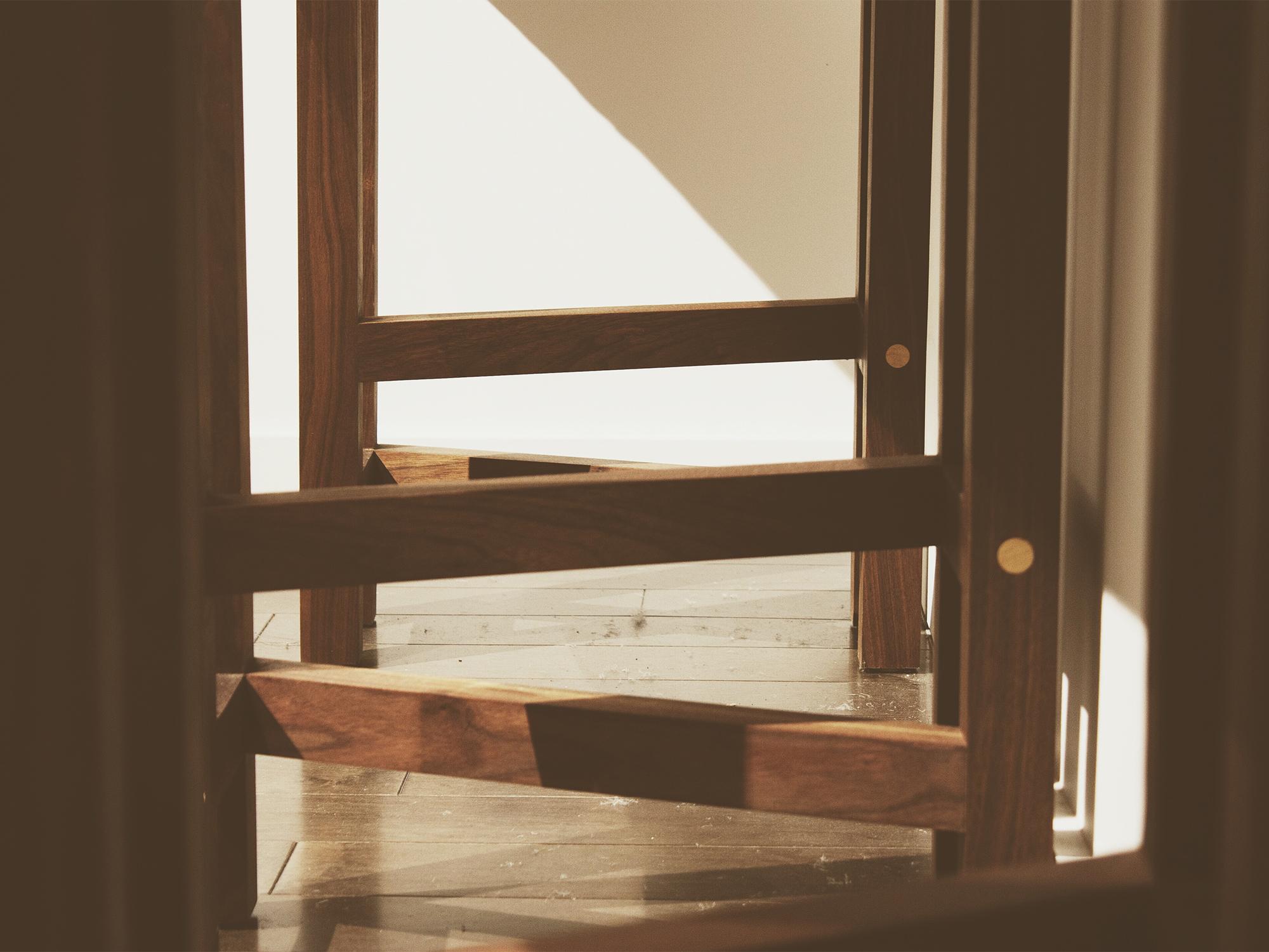 Studio Cidra: Walnut Table Legs