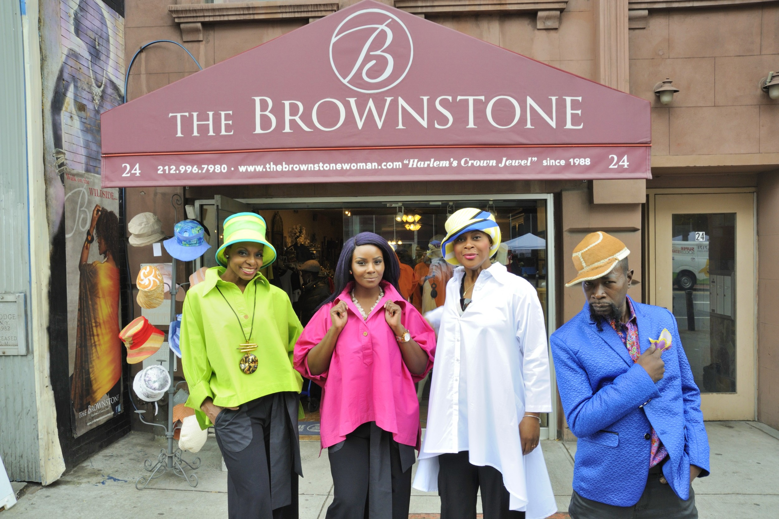 The Brownstone Boutique