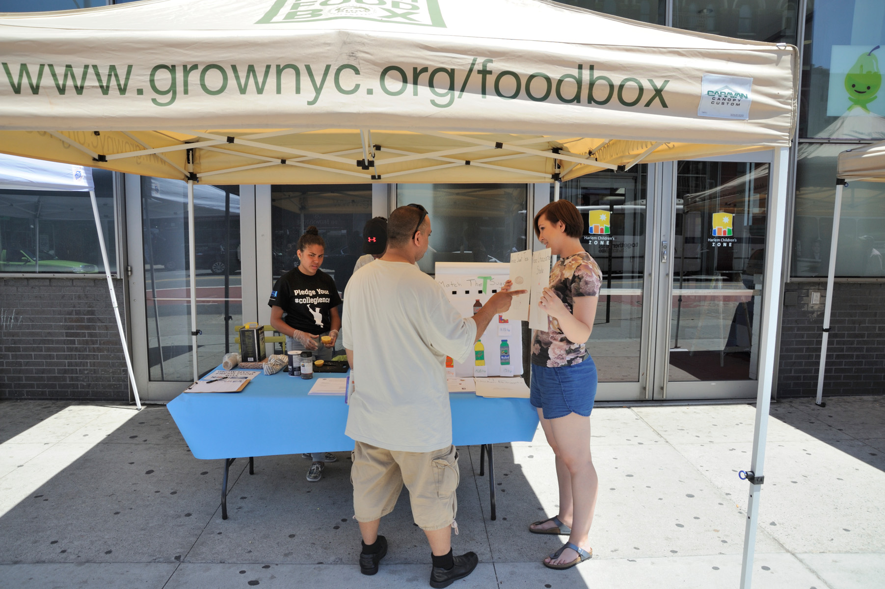 GrowNYC Fresh Food Box