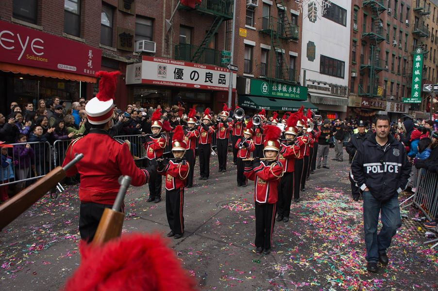 Chinese New Year Parade in New York City