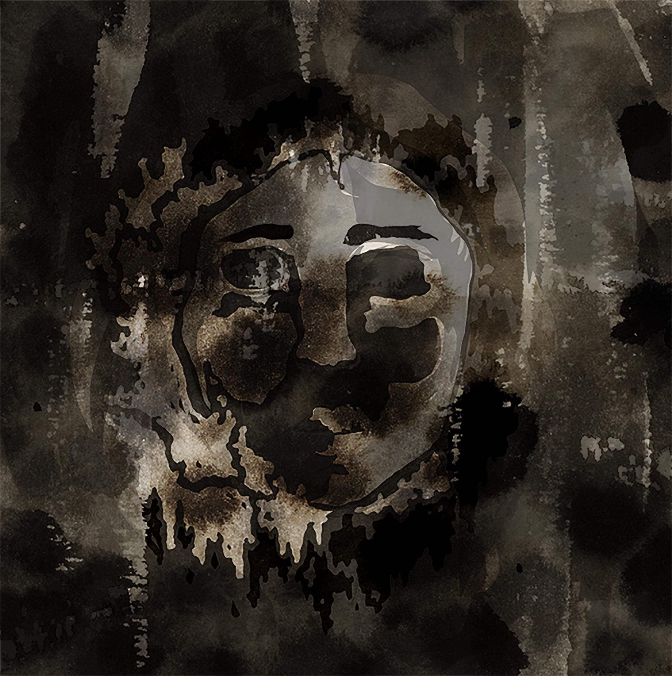 Buried in Dirt (from Origin Series) , digital, 2015