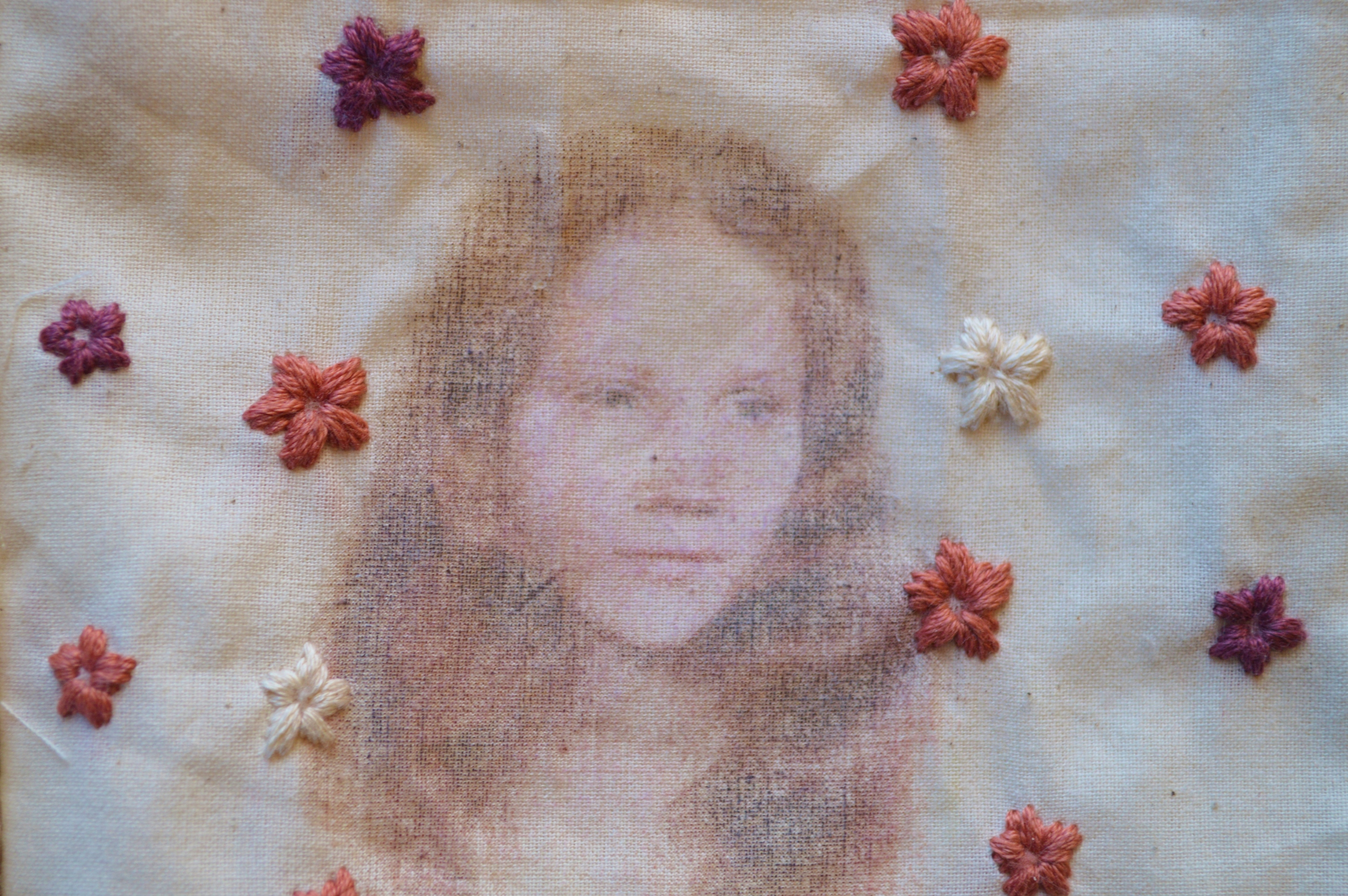 Sewing Box: Mother Mother  (detail)