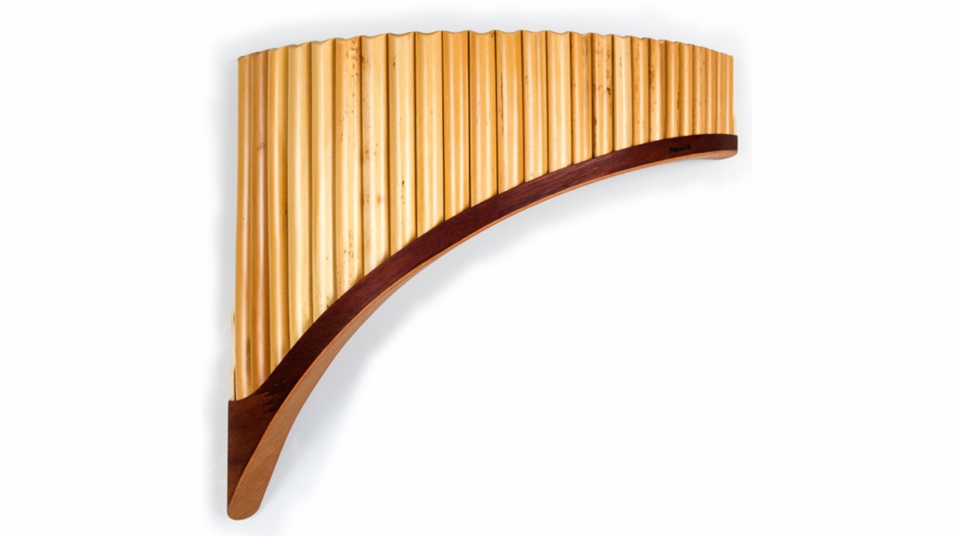 Pan Flute (Stopped pipe)
