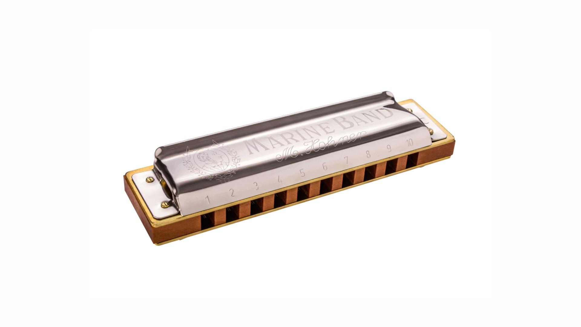 Harmonica (free reed)