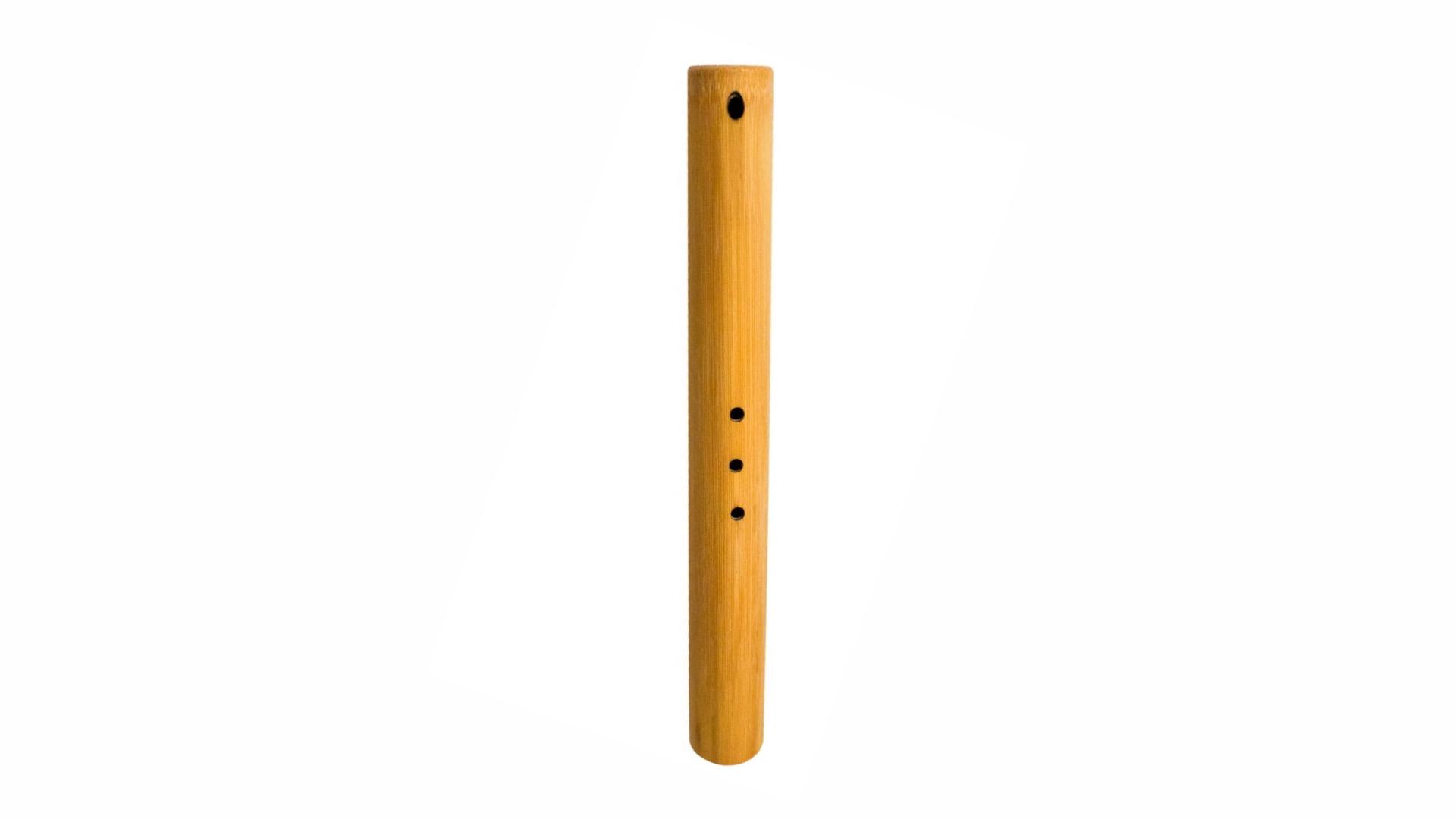 Nose Flute (Hawaiian end-blown flute)