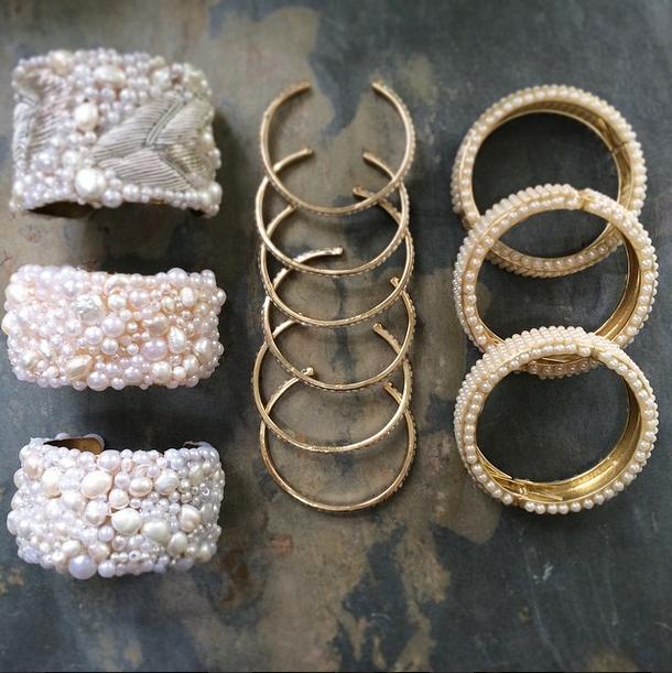Elisabeth Newton Contemporary Pearls
