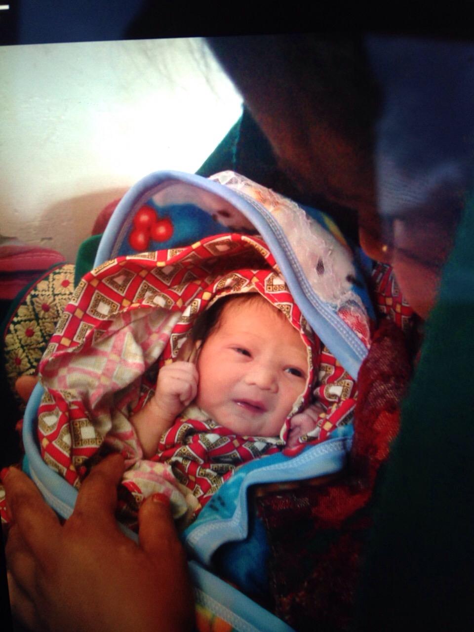 Karan's New Baby Boy