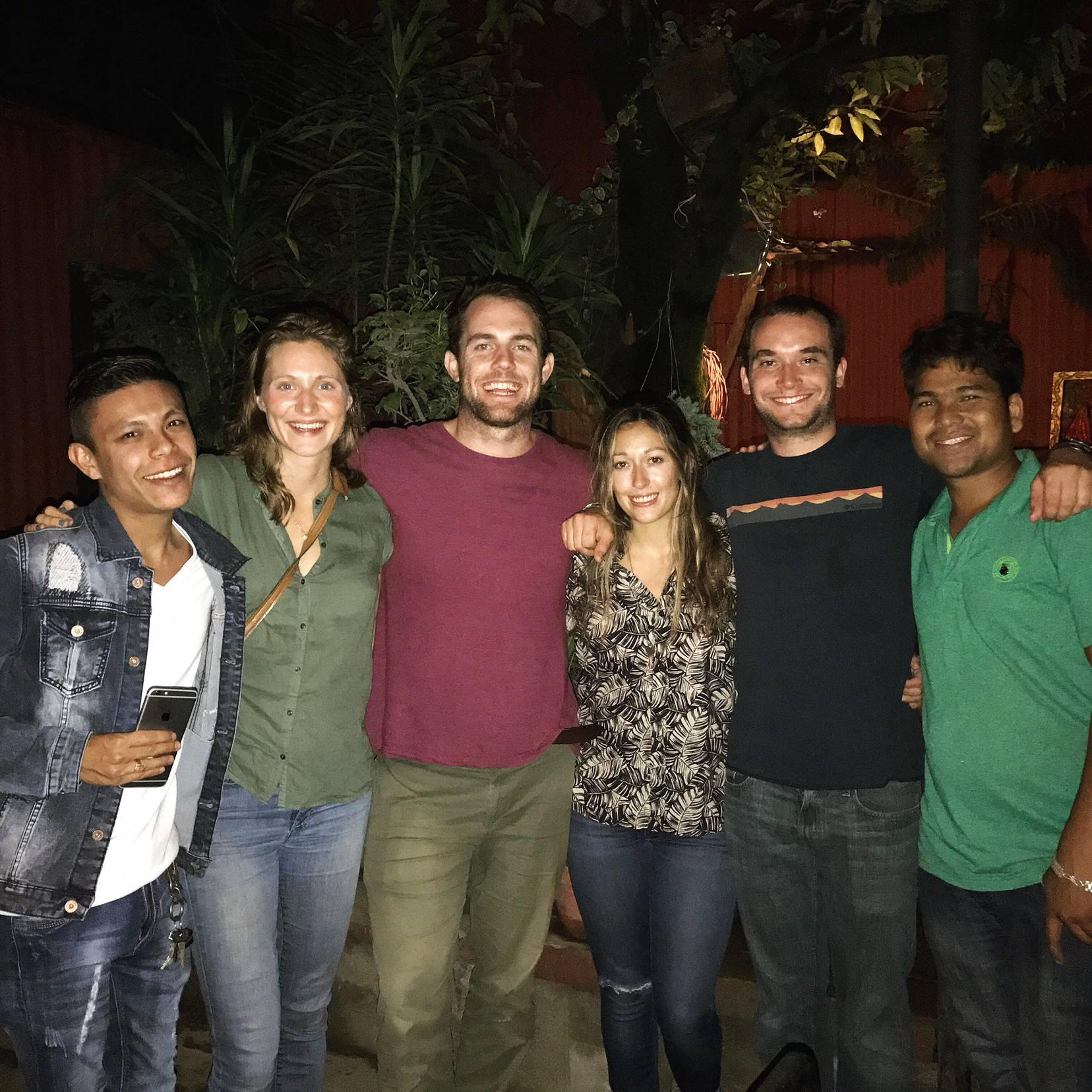 Our newest Fellows Sarah, Taylor and Aaron are in Nepal now!