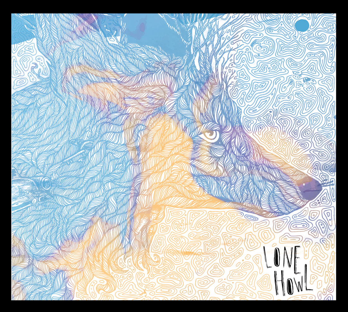 Lone Howl album art