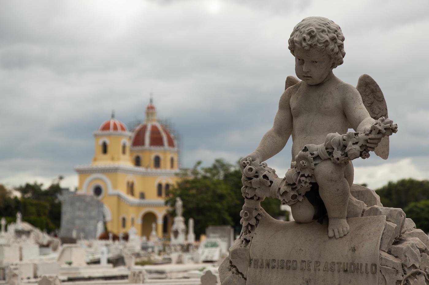 Columbus Cemetery, Havana