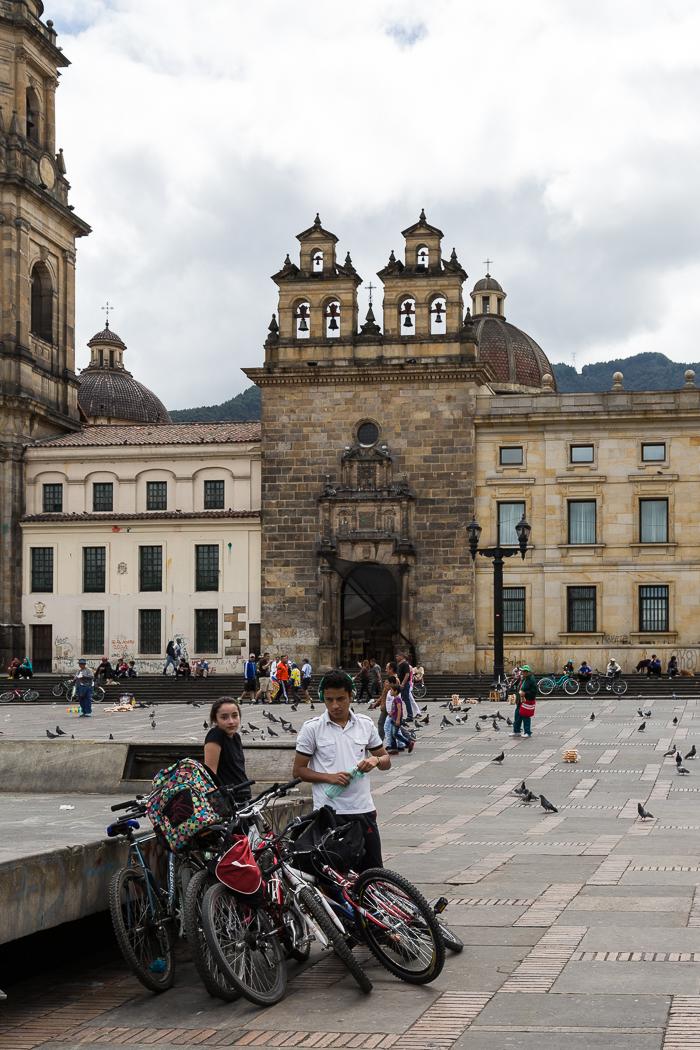 Simon Bolivar Square, Bogota