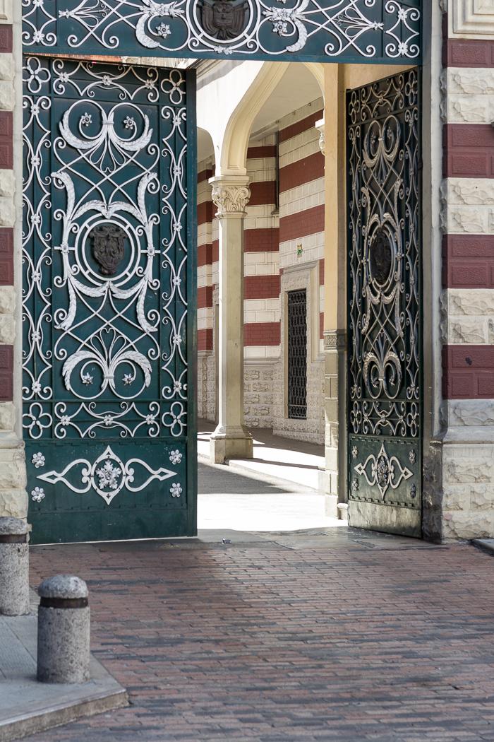 Entrance, Church of Maria del Carmen