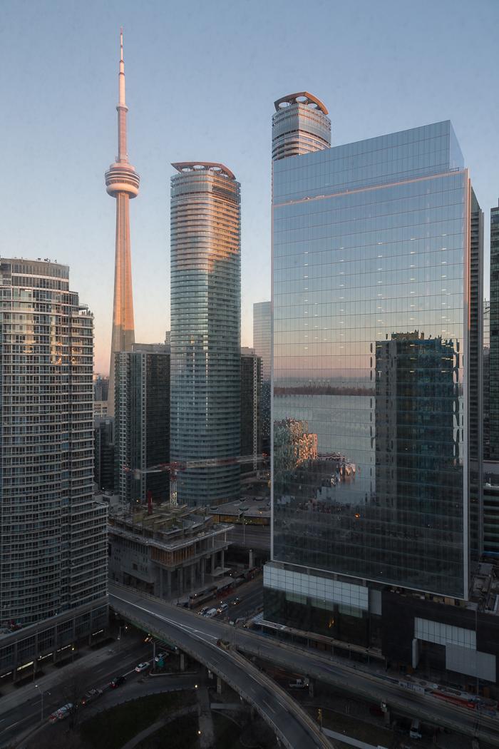 Reflected Vista, Toronto