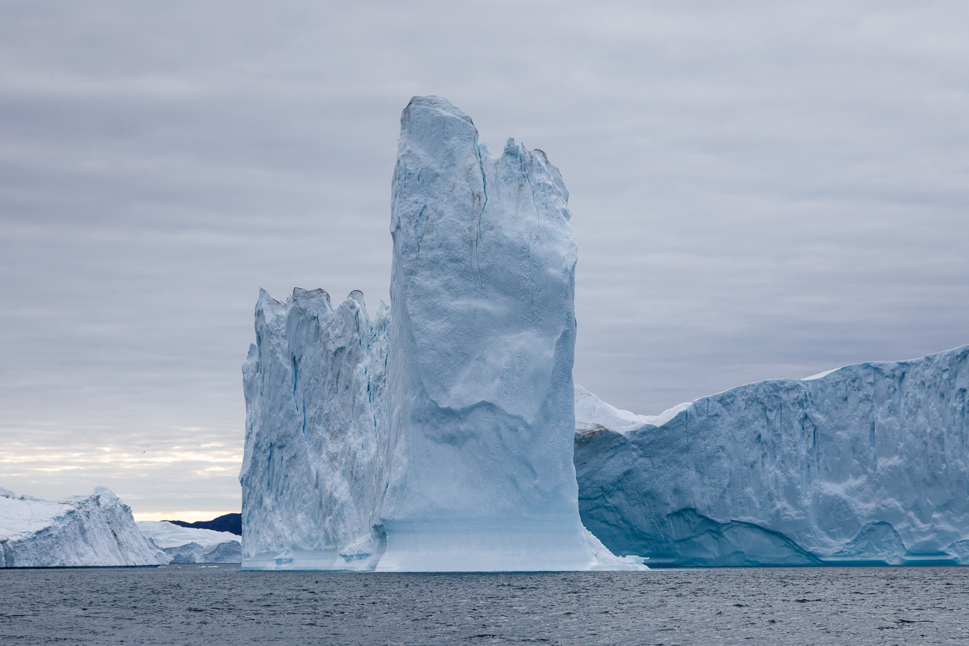 A Tower of Ice