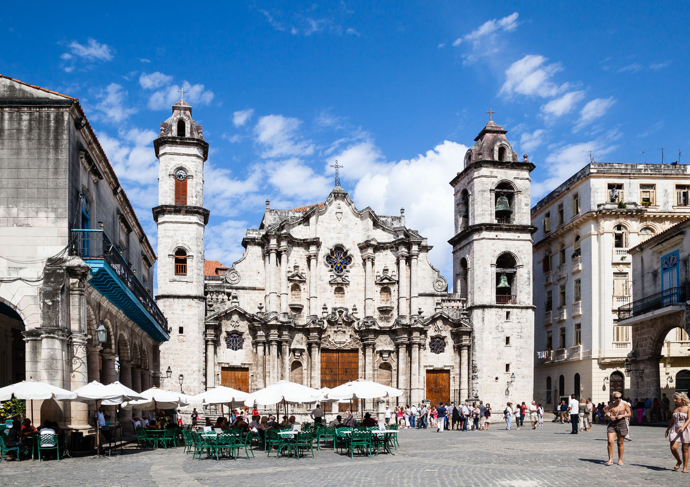 Cathedral of the Virgin Mary of the Immaculate Conception, Havana