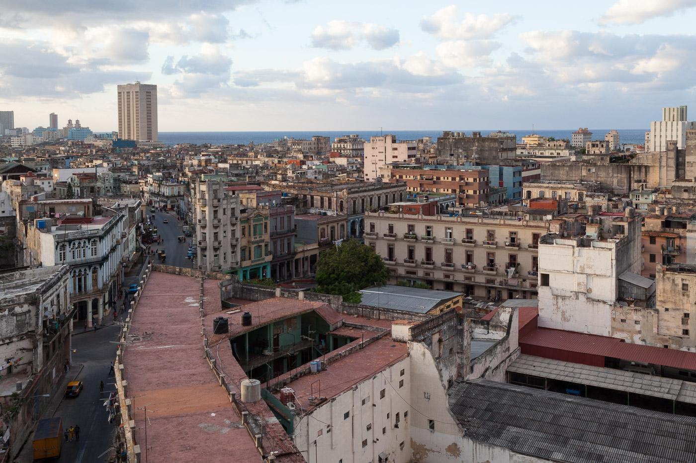 Havana from Above
