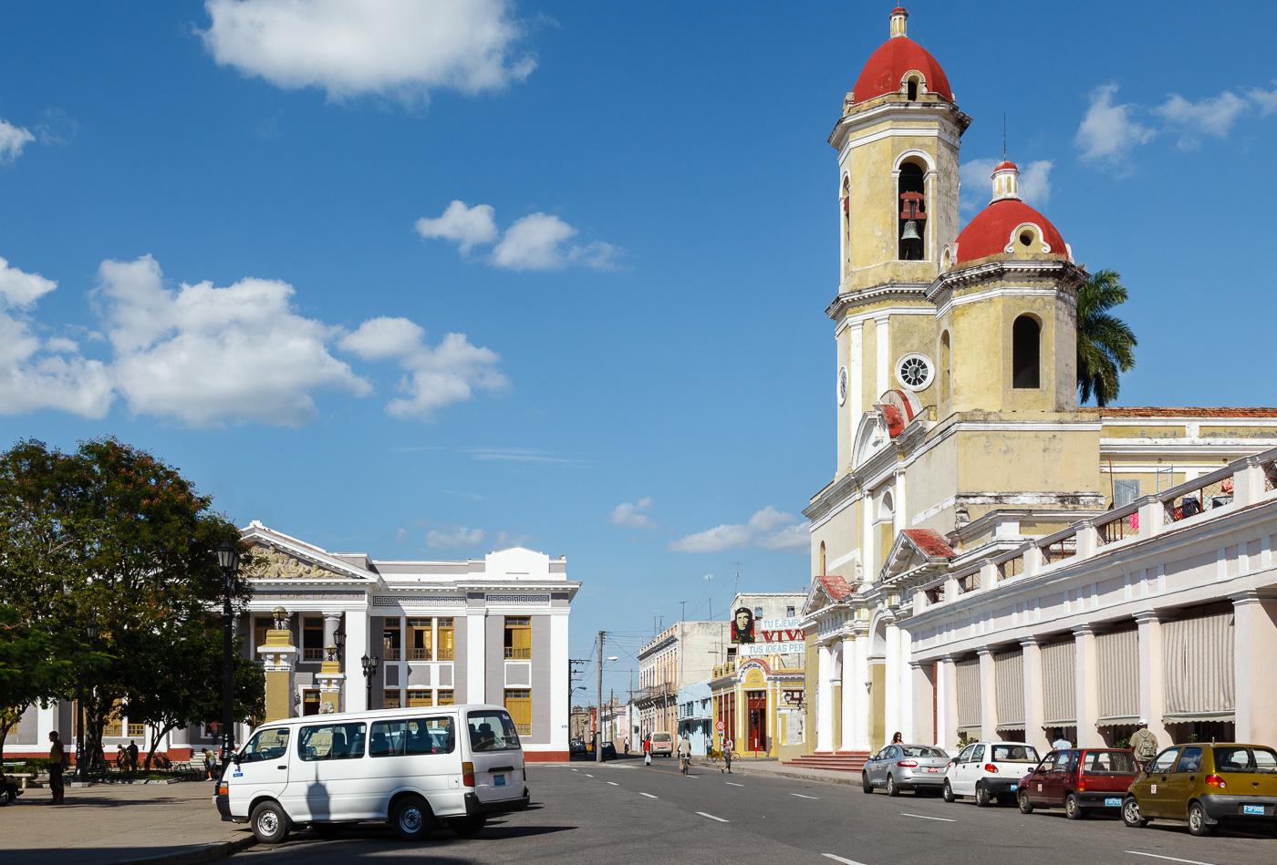 San Francisco Church, Trinidad, Cuba