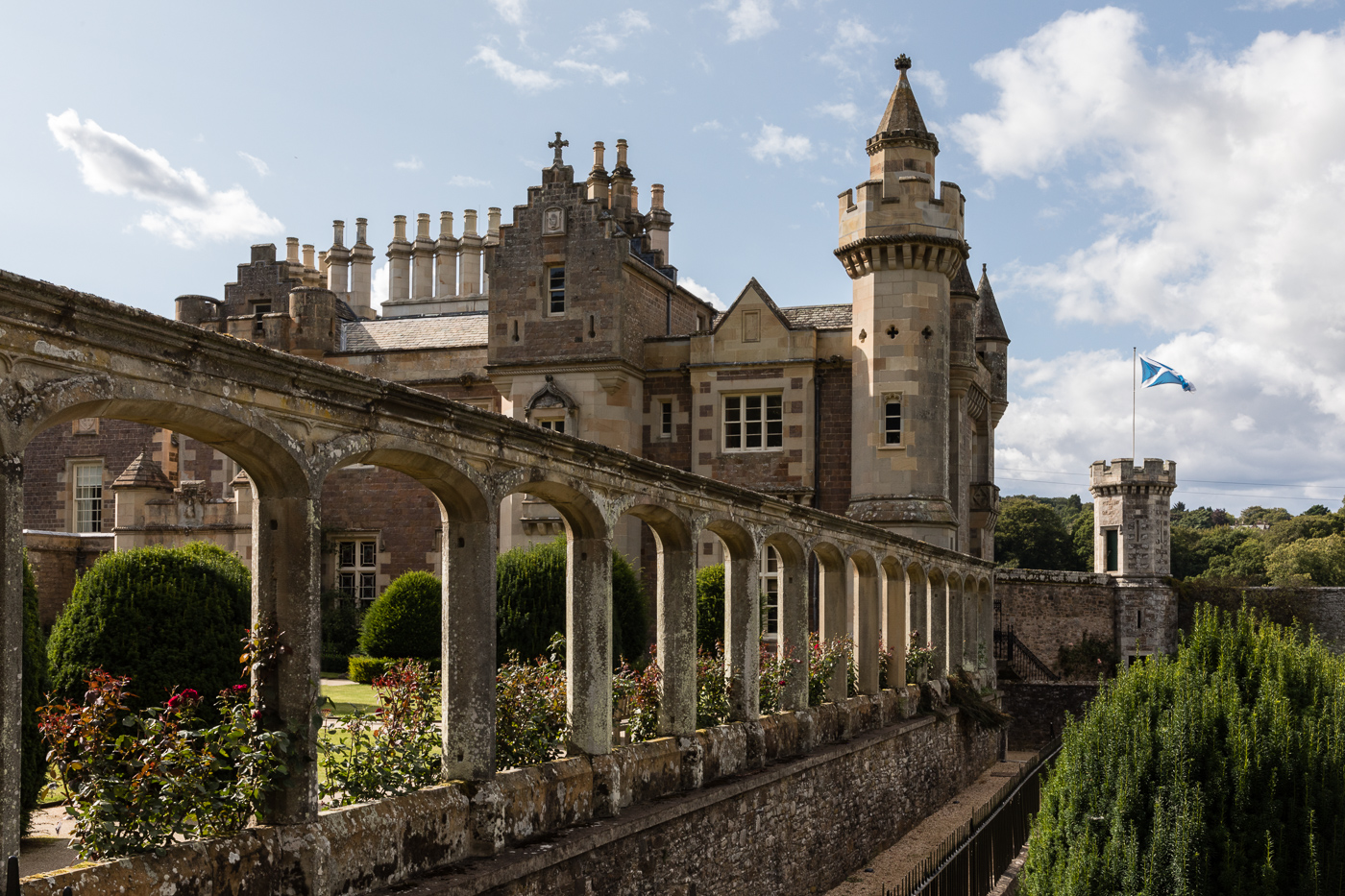 Abbotsford, home Sir Walter Scott