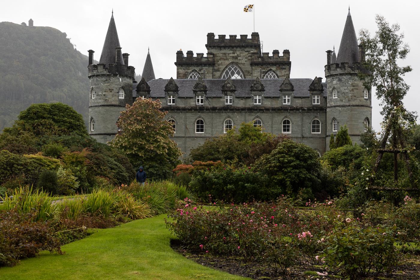 Inverary Castle, Home of the Duke of Argyll