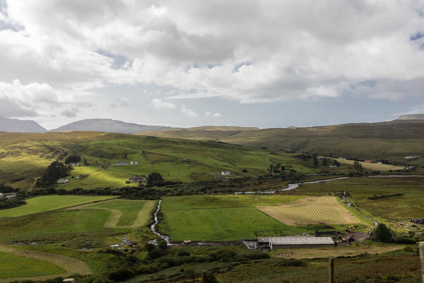 Landscape II, Isle of Skye