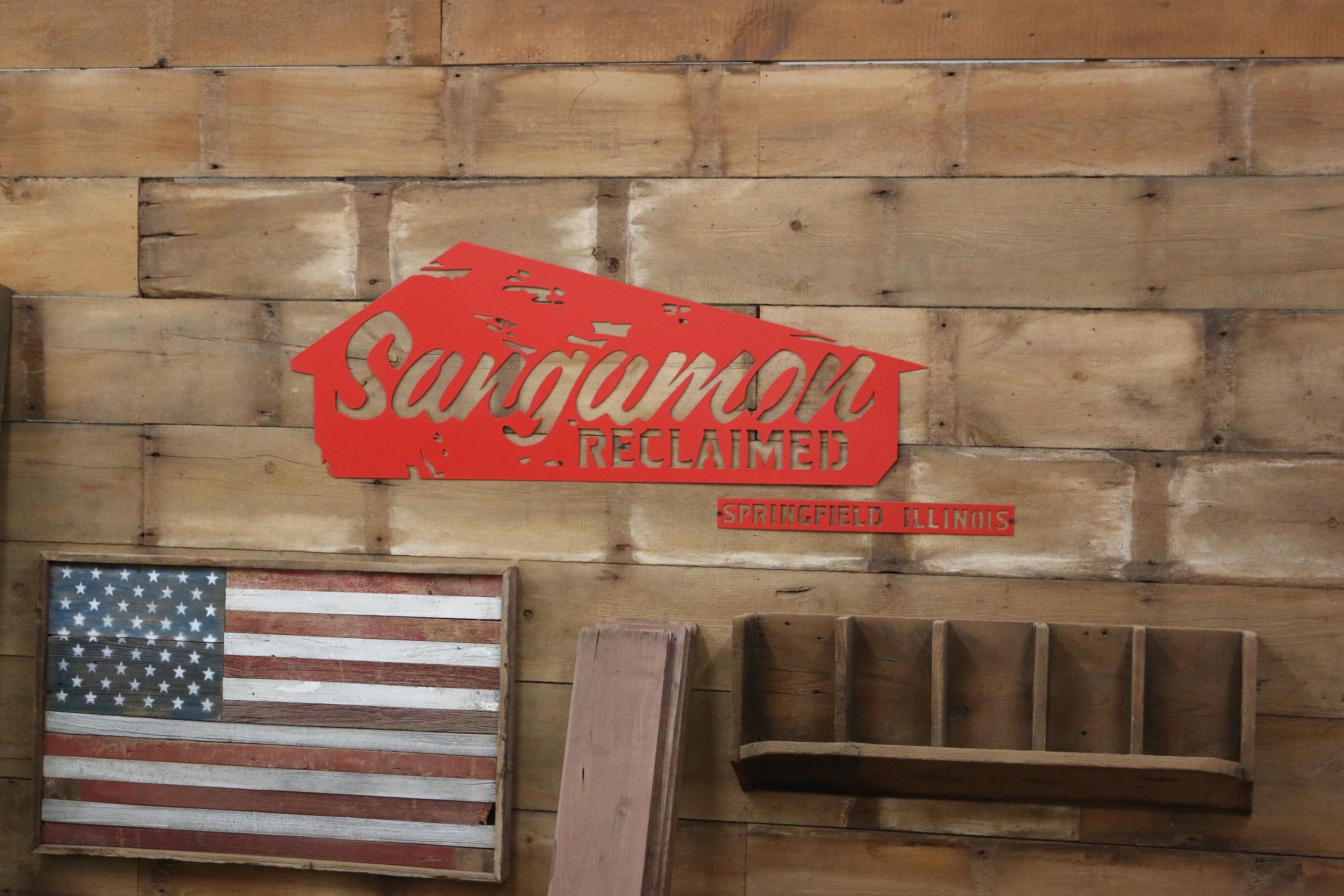 Sangamon Reclaimed