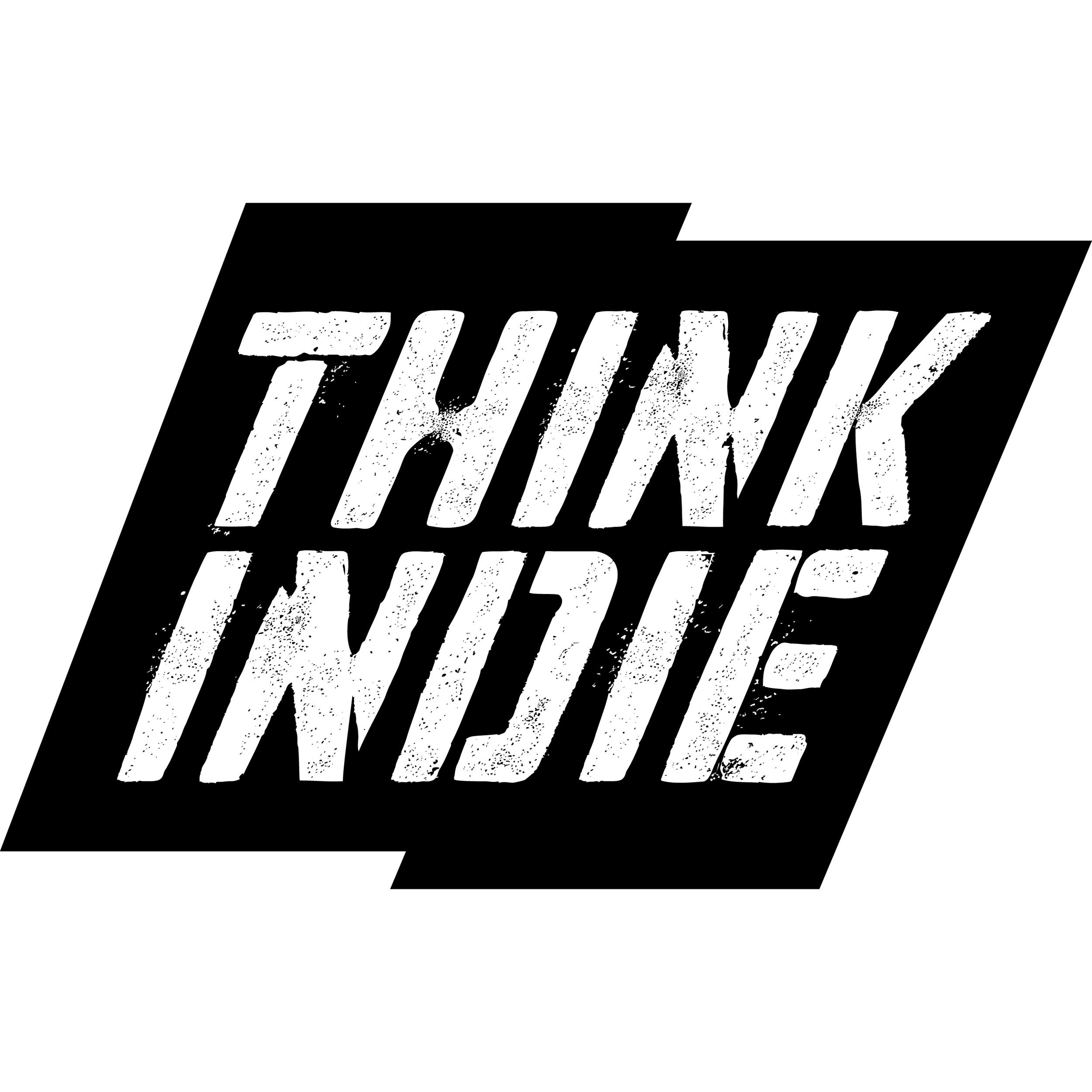 THINK INDIE LOGO  Download  Hi-Res  |  Lo-Res