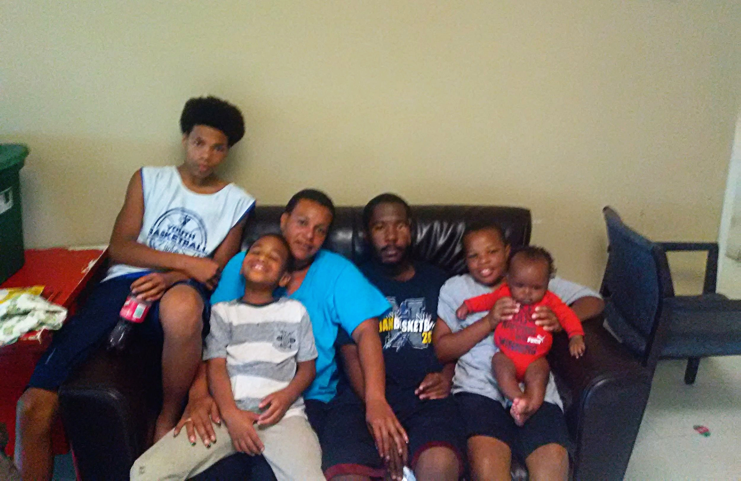 Temesha's Family