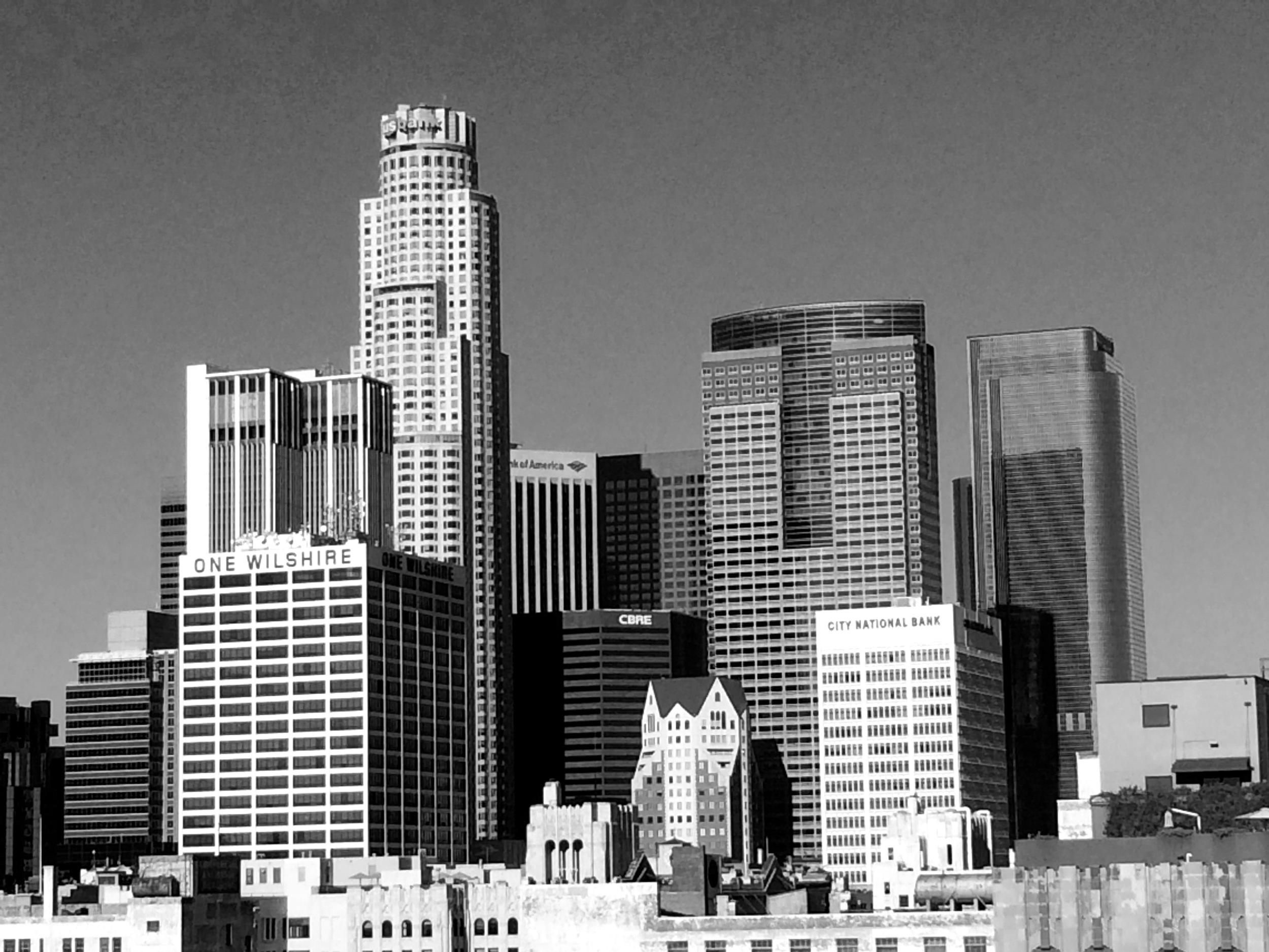 Roddenberry Los Angeles LEED Gold certification Roddenbery Foundation