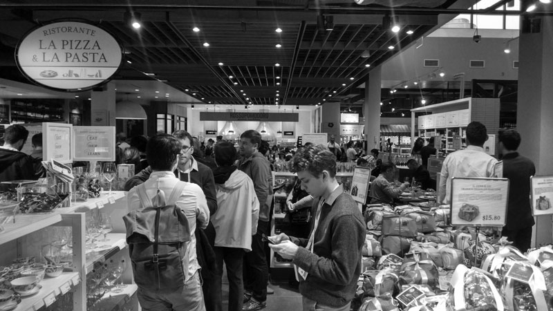 Eataly Boston LEED Gold Certified Green Building Sustainable Food