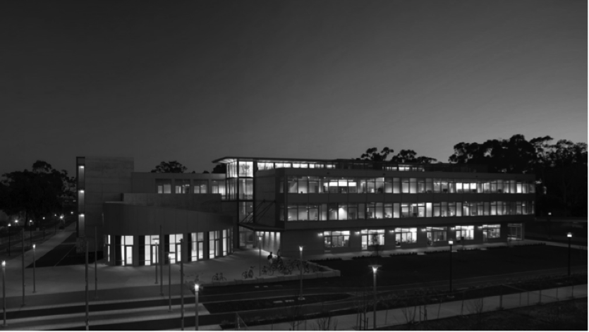 The University of Santa Barbara's  Student Resources Building