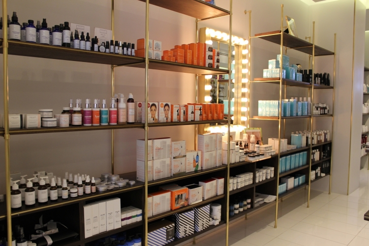 SKINCARE SECTION