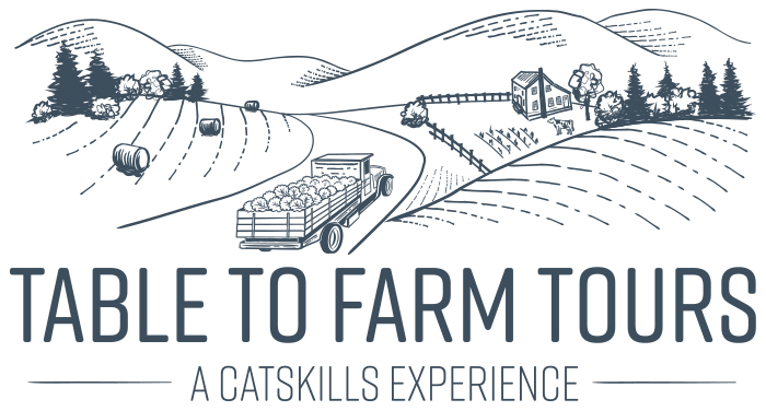 Table to Farm ToursDaylong tours of farms throughout the Catskills, curated evening experiences, and custom tours. - @tabletofarmstours(607) 218-4805