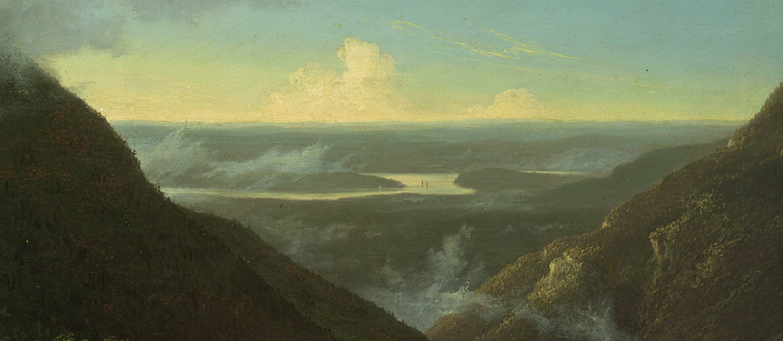 The Thomas Cole HouseA founder of the Hudson River School of painting, visit Cole's historic home and studios in the landscape that inspired it all. - thomascole.org