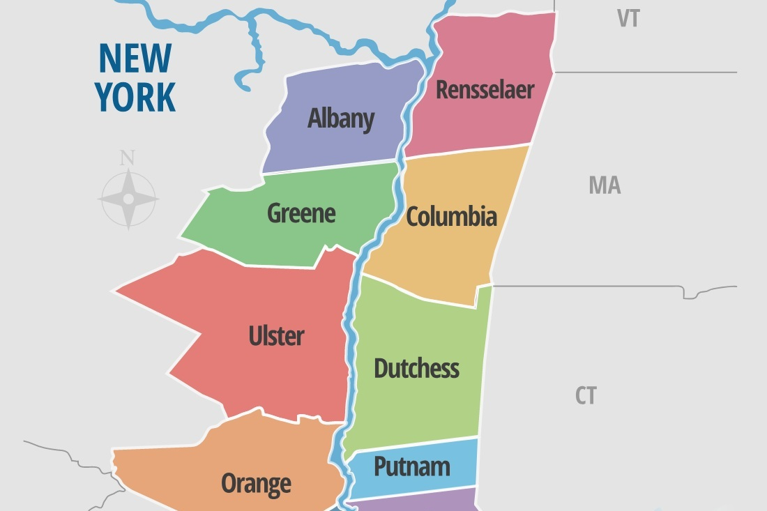 A County-by-County comprehensive guide to our National Heritage Area including history, natural beauty, culture, and the renowned food and farmer's market scene. - travelhudsonvalley.com